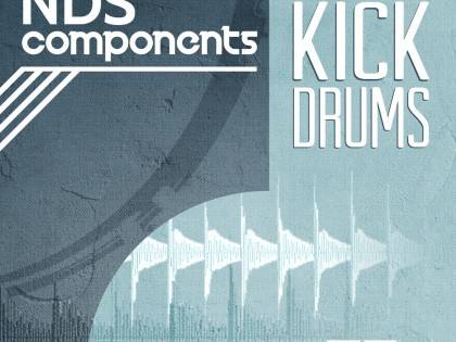 NDS Components – Tuned Kick Drum Samples