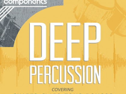 NDS Components – Deep Percussion