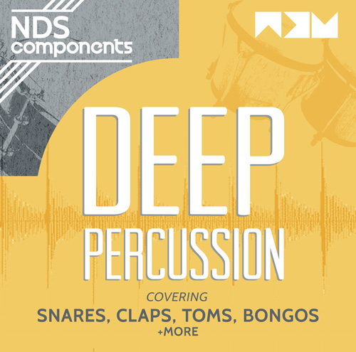 deep percussion samples