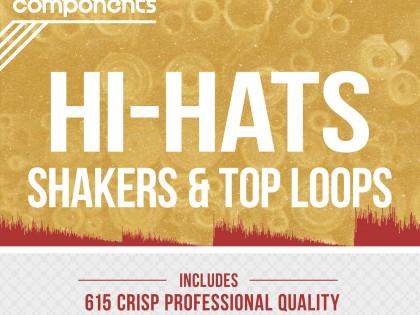 NDS Components – Hi Hats, Shakers & Top Loops
