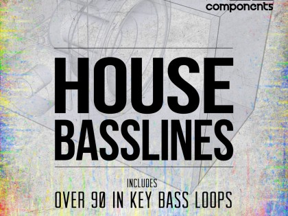 NDS Components – House Basslines