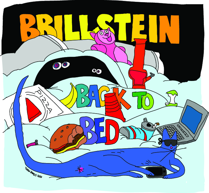 back2bed3 Brillstein Playcast004 (PLAY IT DOWN) - No Dough Music - House Music Blog