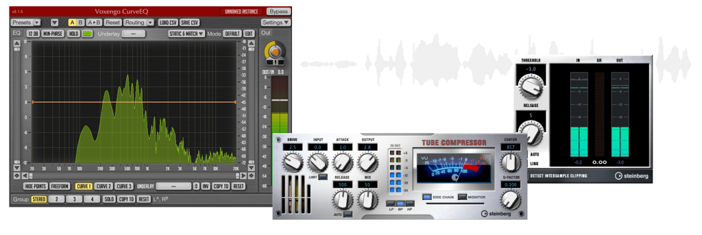 WL8-plug-in-collage-1024x343 Tools for mastering - Steinberg Wavelab - Review - No Dough Music - House Music Blog