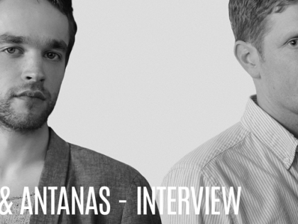 Chris & Antanas Interview