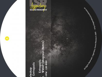 **PREMIERE** Teleskop – Entropolis ( LEGENDARY SOUND RESEARCH)